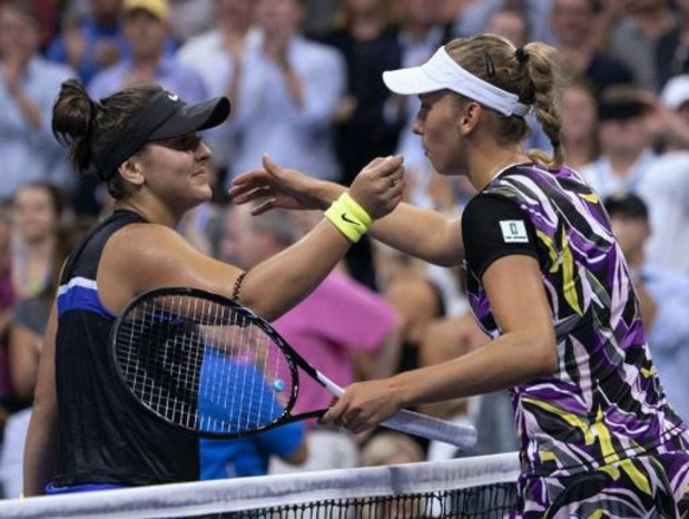 Elise Mertens gaat opnieuw onderuit tegen Bianca Andreescu