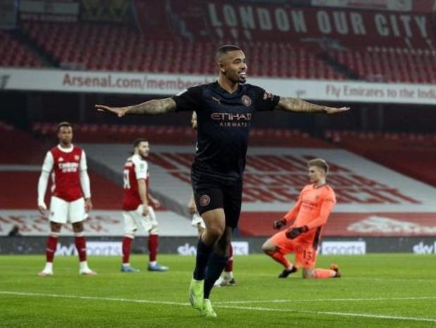 Gabriel Jesus en Kyle Walker leggen positieve coronatest af bij Manchester City