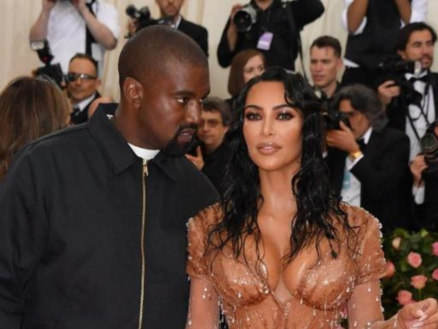 Kim Kardashian demande officiellement le divorce de Kanye West
