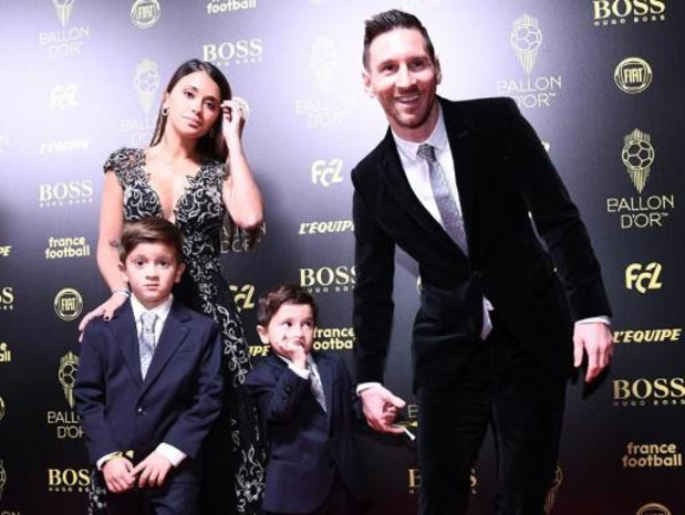 Gouden Bal - Messi alleen recordhouder met zesde Gouden Bal