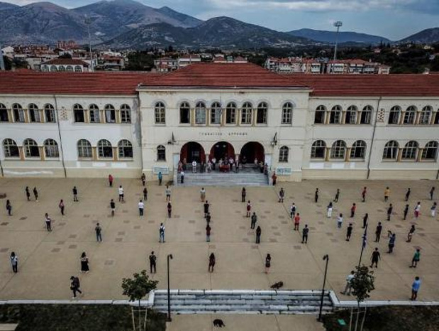 Griekenland sluit alle scholen