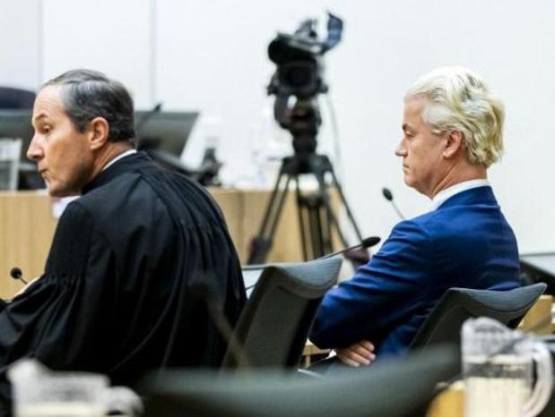 Geert Wilders in cassatie tegen veroordeling
