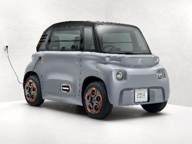 Citroën Ami maakt auto zonder rijbewijs aantrekkelijk
