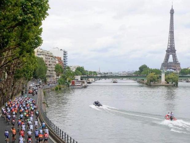 Eiffeltoren krijgt okergele kleur voor Olympische Spelen 2024