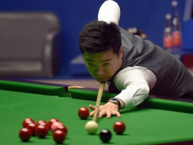 UK Championship snooker - Ding zet naam derde keer op de erelijst