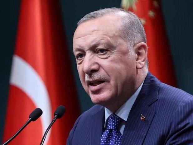 """La Turquie rejette les accusations américaines sur des propos """"antisémites"""" d'Erdogan"""