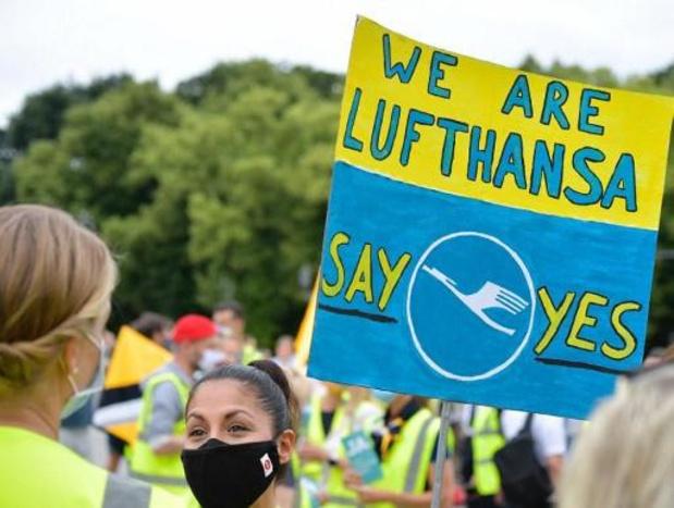 La Commission européenne approuve le plan de sauvetage de Lufthansa par l'Allemagne