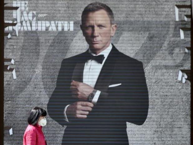 Première nieuwste James Bond-film uitgesteld naar 2021