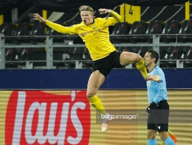 Le Borussia Dortmund se fait peur, mais avance en quarts, Juve/Porto en prolongations