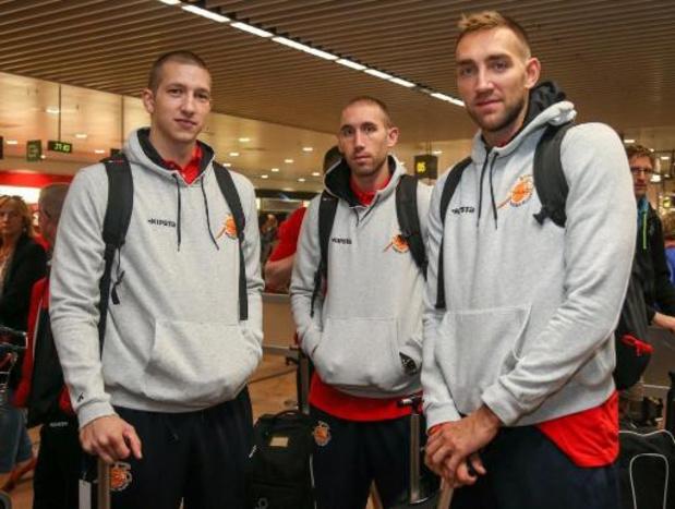 Ligue des Champions de basket - Victoires et qualifications pour Maxime De Zeeuw (Hapoël Holon) et Matt Lojeski