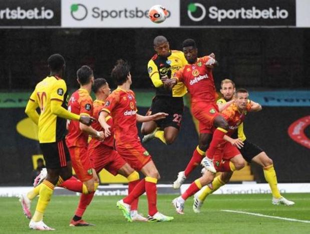 Watford fait un pas vers le maintien, Chelsea 3e après son succès à Crystal Palace
