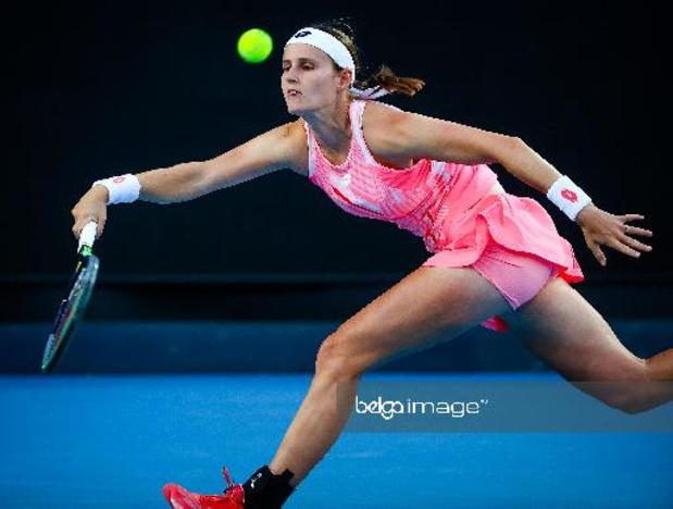 WTA Monterrey - Greet Minnen rejoint les quarts de finale du double aux dépens de la 3e tête de série