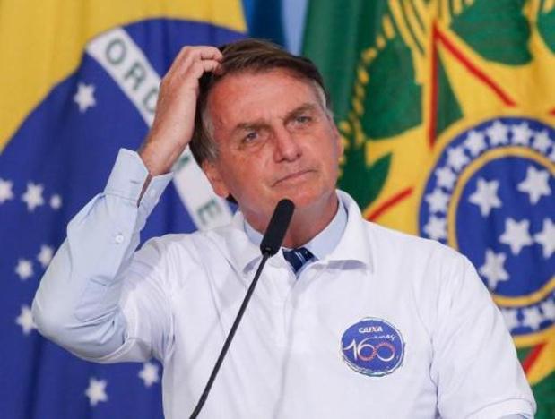 """Bolsonaro à Macron: """"Arrêtez de dire des idioties"""" sur le soja"""