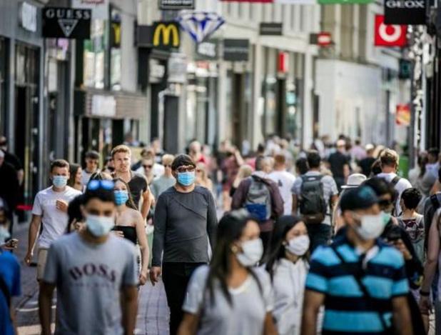 Meer dan 600 nieuwe besmettingen in Nederland