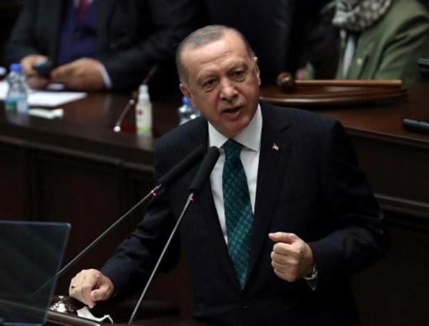 Erdogan wil militaire grensoperaties uitbreiden