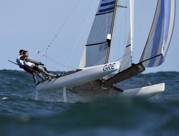 Sofia Bekatorou, championne olympique de voile, félicitée pour avoir levé un tabou