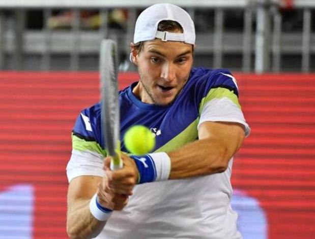 ATP Cincinnati - David Goffin in achtste finales tegen Duitser Jan-Lennard Struff