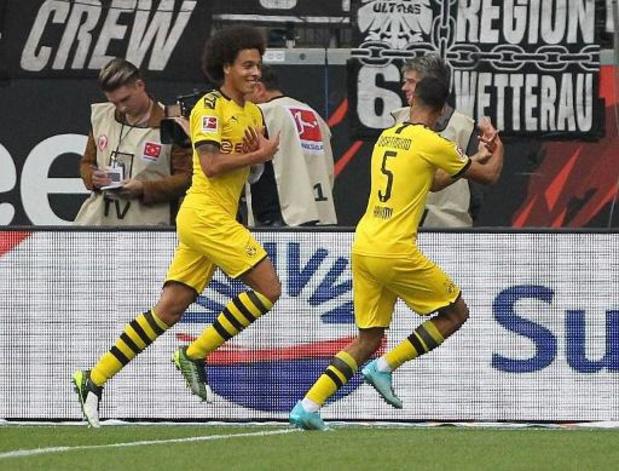Belgen in het buitenland - Topmatch van Witsel (Dortmund) niet bekroond met zege, Castagne (Atalanta) redt een punt