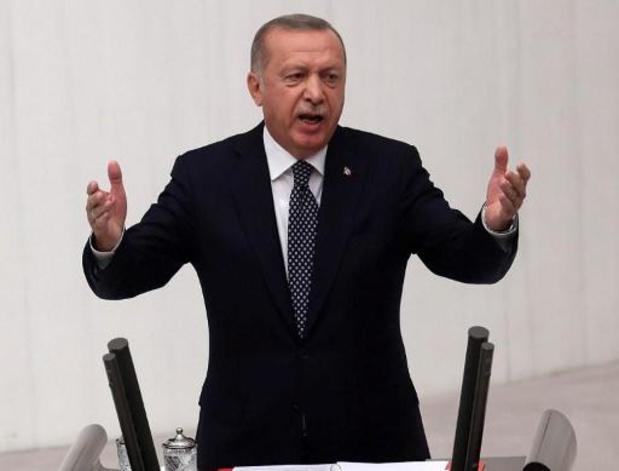 Erdogan met en garde contre une opération imminente en Syrie