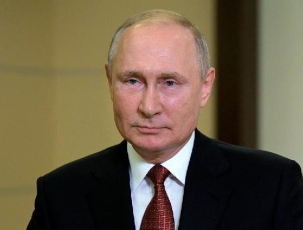 Poutine va se rendre à Pékin pour les JO 2022