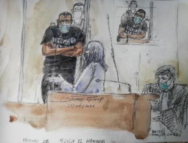 Trente ans de réclusion requis contre l'assaillant des militaires au Carrousel du Louvre
