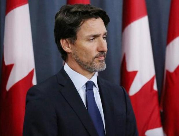 Crash aérien à Téhéran - La plupart des victimes se rendaient au Canada, confirme le PM canadien Justin Trudeau