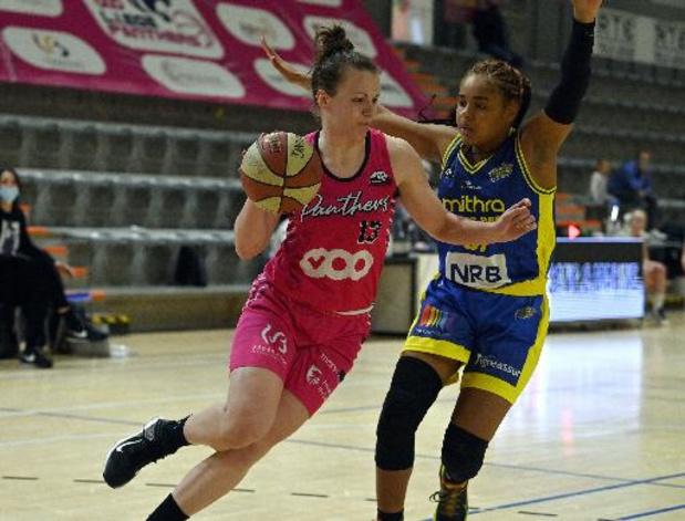 EuroCoupe féminine - Liège rejoint la phase de groupes, Courtrai éliminé