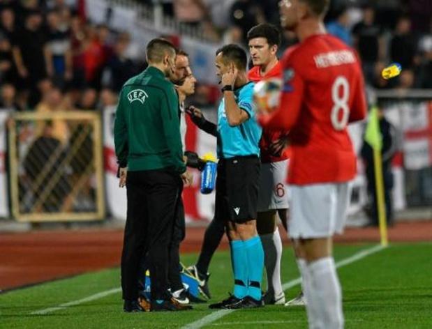 L'UEFA inflige un match de suspension à la Bulgarie et un deuxième avec sursis