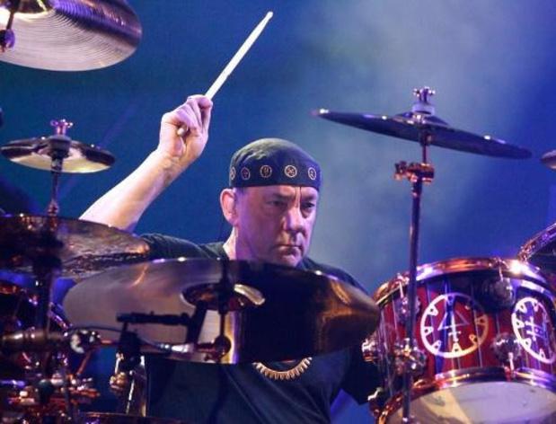 Rush-drummer Neil Peart overleden