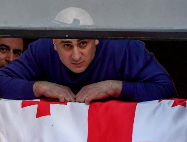 La justice géorgienne ordonne la libération de l'opposant Nika Melia