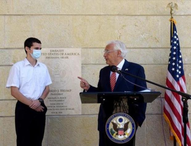 """Un Américain né à Jérusalem obtient un passeport avec """"Israël"""" comme lieu de naissance"""