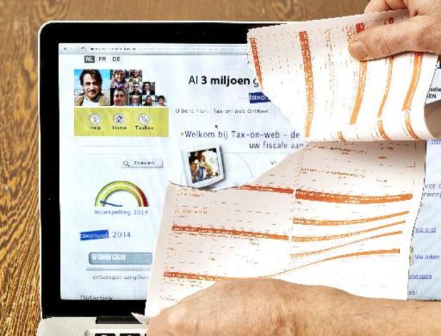 Al ruim 650.000 aangiften via Tax-on-Web ingediend