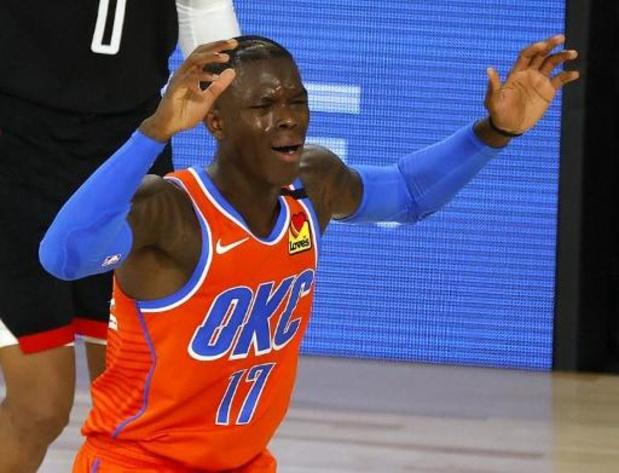 Houston wipt Oklahoma City uit play-offs, Milwaukee verliest opnieuw van Miami