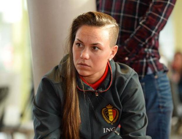 Red Flame Jassina Blom verlaat Zwolle voor Tenerife