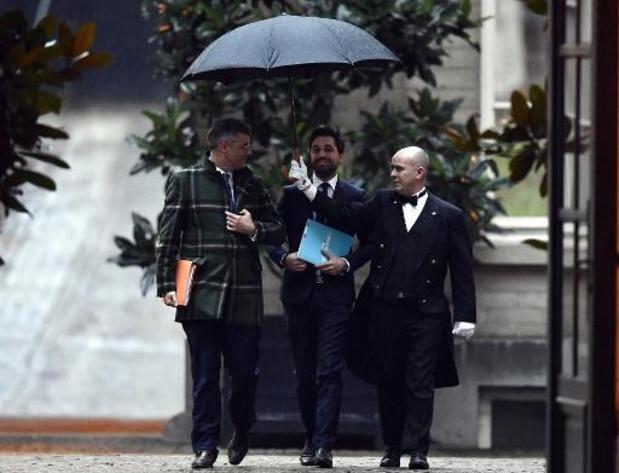 Federale informateurs Coens en Bouchez doen nog 2 weken verder