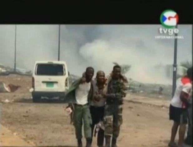 Explosies Equatoriaal-Guinea: dodentol opgelopen tot 98