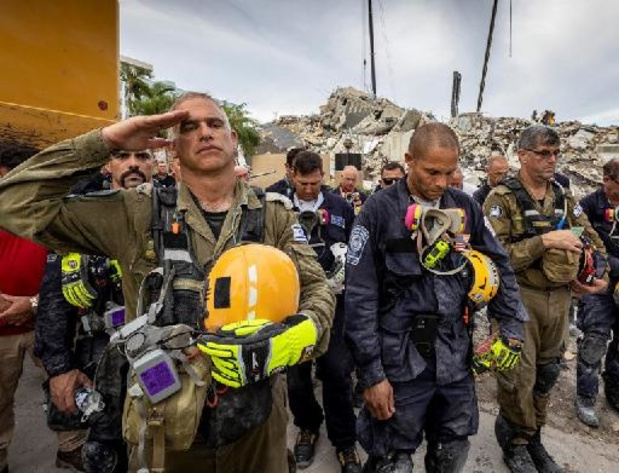60 morts confirmés deux semaines après l'effondrement d'un immeuble à Miami