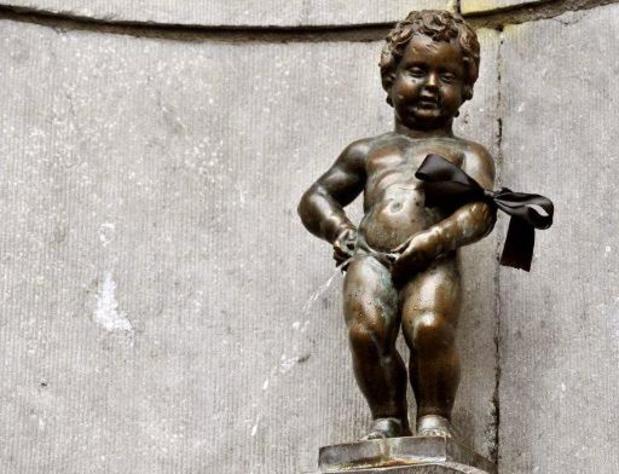Europese Commissie bezorgt Manneken Pis zijn 1.055ste outfit