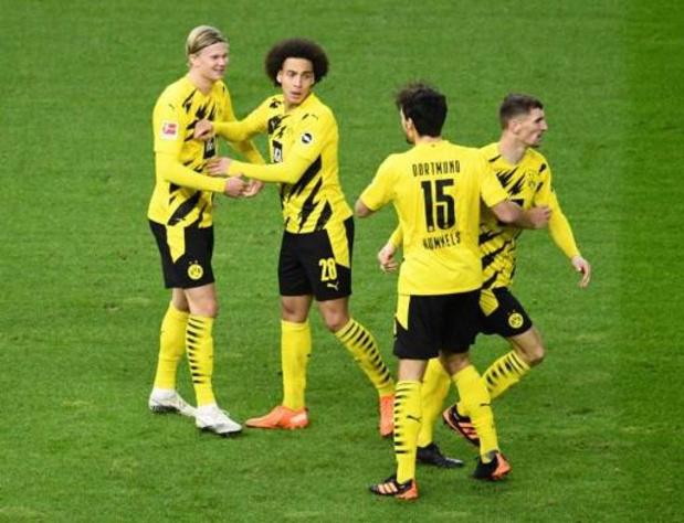 Les Belges à l'étranger - Dortmund en passe 5 à l'Hertha et fait le plein de confiance avant de recevoir Bruges