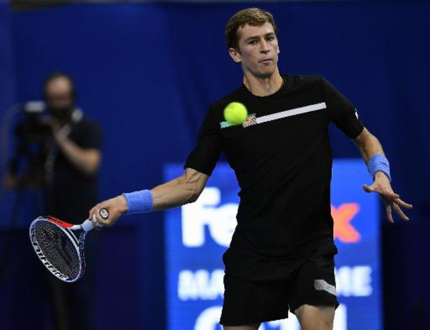 European Open - Andy Murray élimine un Kimmer Coppejans combatif