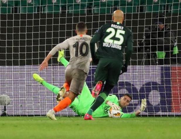 Europa League - Wolfsburg en Rangers verliezen thuis, Wolves keert met gelijkspel terug