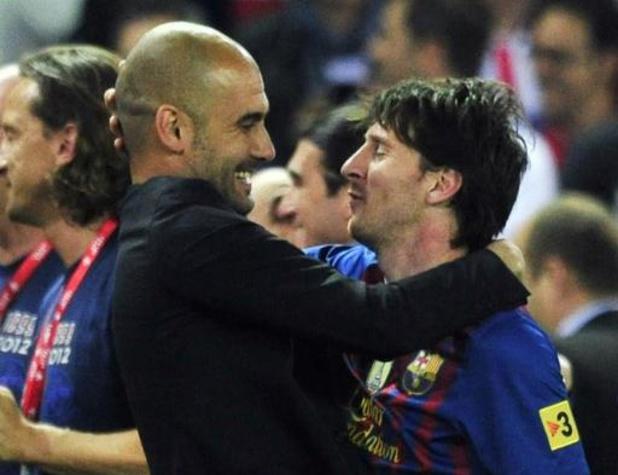 Messi a informé Guardiola avant d'annoncer son intention de quitter le Barça