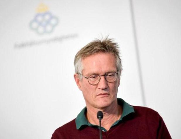 Zweedse viroloog geeft toe dat zijn land foute strategie gevolgd heeft