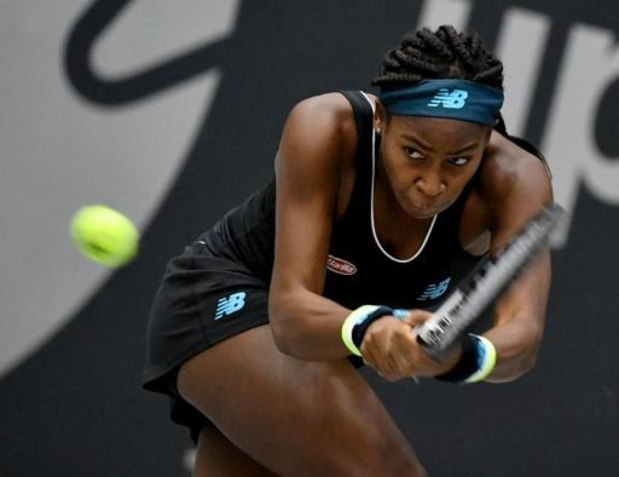 Amerikaans 15-jarig fenomeneen Cori Gauff wint eerste WTA-toernooi
