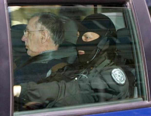 Seriemoordenaar in staat van beschuldiging gesteld wegens ontvoering Estelle Mouzin