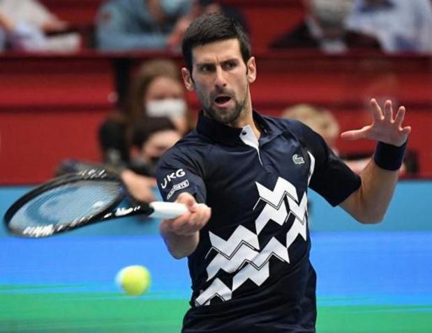 Assuré d'être N.1 mondial en fin de saison, Novak Djokovic égale le record de Pete Sampras