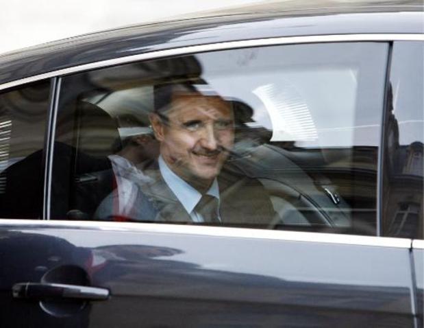 Syrie: le président Assad et son épouse Asma atteints par le Covid-19