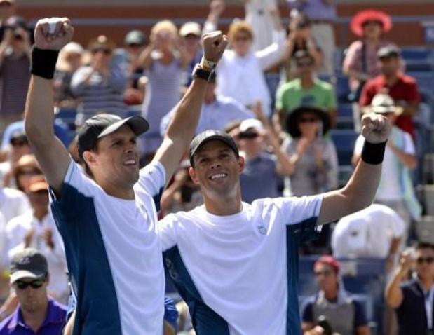 Mike et Bob Bryan renoncent à l'US Open