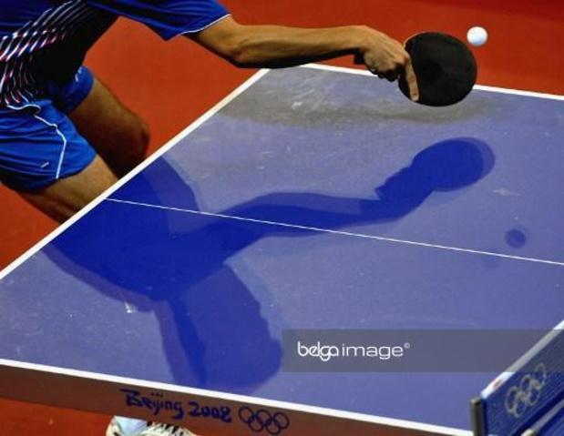 Florent Lambiet en demi-finales de son tableau à Doha