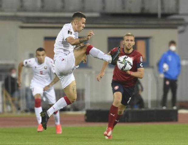 Qualifications Mondial 2022 - La République tchèque bat la Biélorussie 1-0 dans le groupe de la Belgique